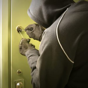 home secure burglars